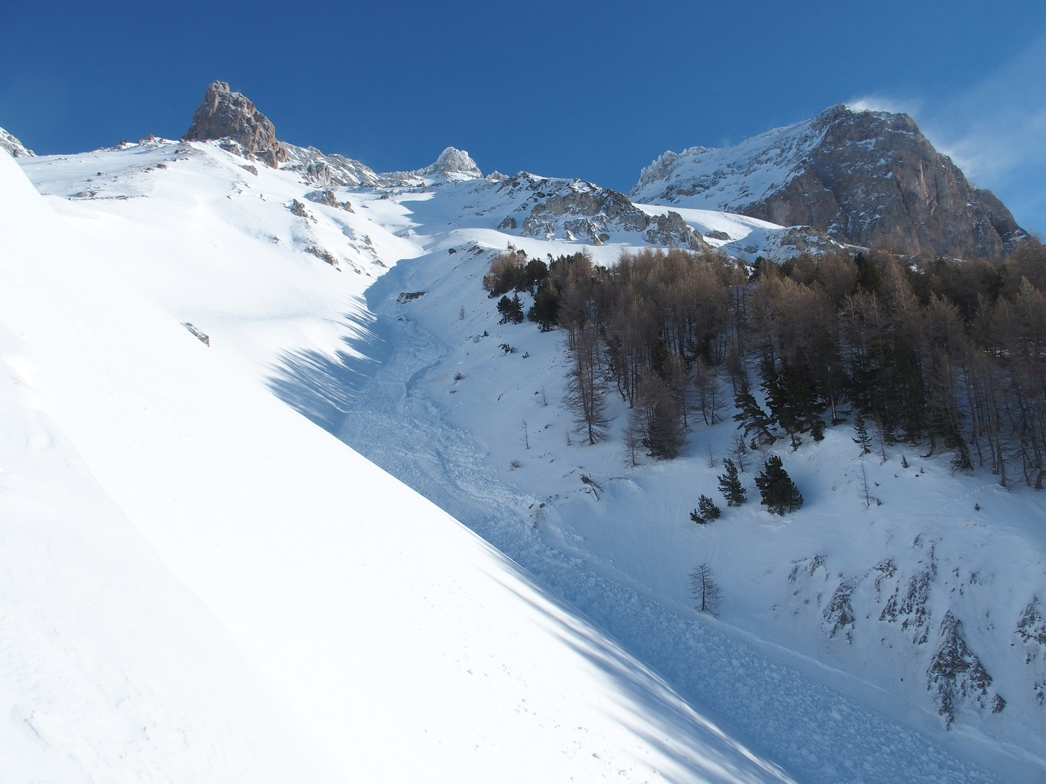 Avalanche Oisans, Rif Blanc - Photo 1
