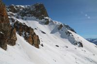 Avalanche secteur Grand Galibier - Rif Blanc, Col Termier - Photo 2