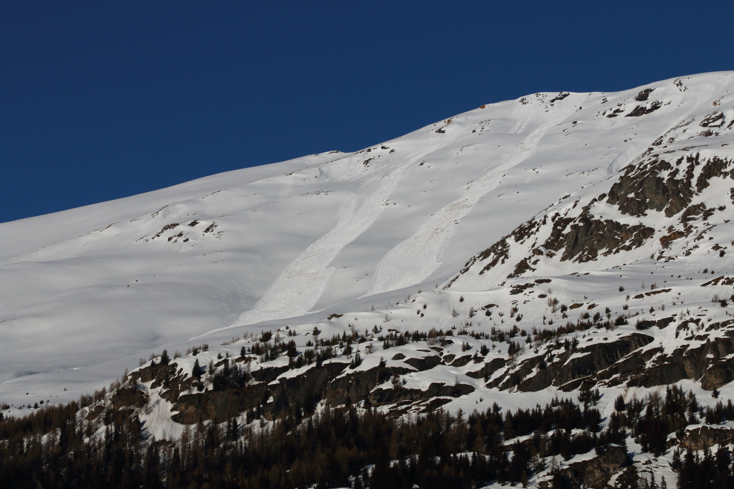 Avalanche Haute Tarentaise, secteur Tignes - Davie, Davie - Photo 1