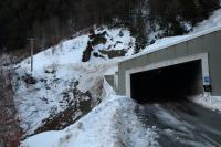 Avalanche Maurienne, secteur Mont Charvin - Mont Charvin, Tunnel des 4 Jarriens - Photo 2