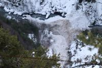 Avalanche Maurienne, secteur Mont Charvin - Mont Charvin, Tunnel des 4 Jarriens - Photo 3