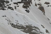 Avalanche Maurienne, secteur Valloire - Roche Olvéra, Col du Galibier - Photo 2