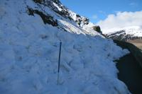 Avalanche Beaufortain, secteur Lac de Roselend - Lac de Roselend, Face NW - Photo 2